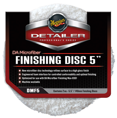 MEGUIARS DA Microfiber Finishing Disc DMF5