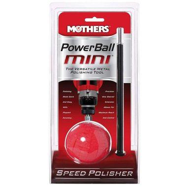 MOTHERS PowerBall Mini Leštiaci nádstavec do vŕtačky